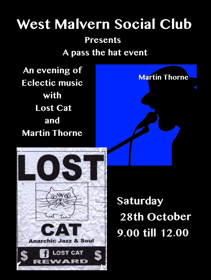 Lost Cat and Martin Thorne